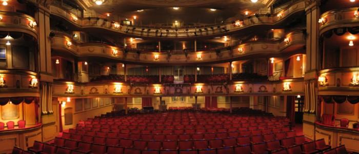 Theatre Royal | Melting Vinyl